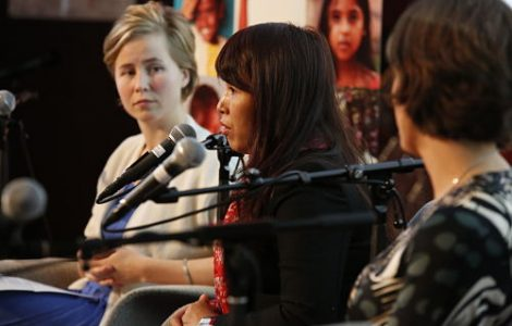 REACH Executive Director and alumna speak at Plan Norway Girl Conference