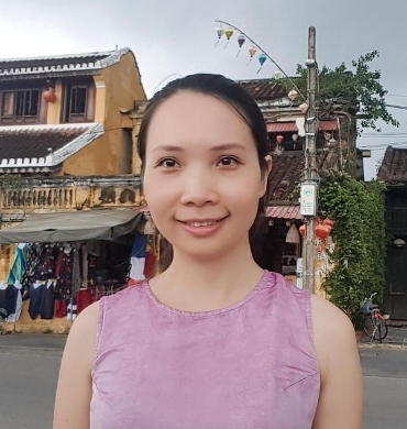 Nguyen Ngoc Hang Hanoi Manager at REACH's organization