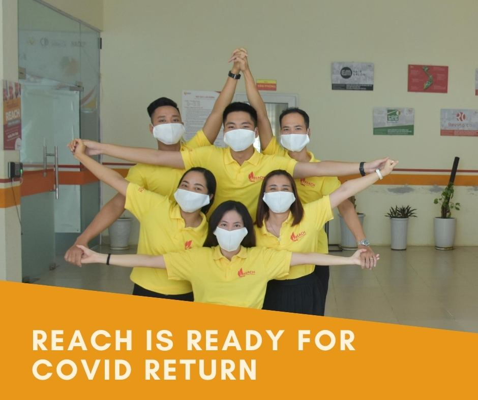 REACH is ready for Covid return