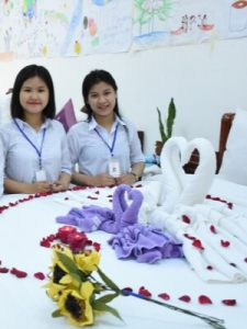 Study housekeeping at REACH