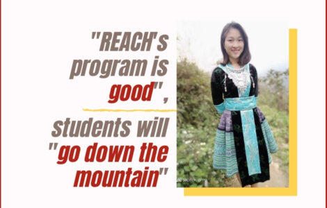 Ethnic minority students will go down the mountain