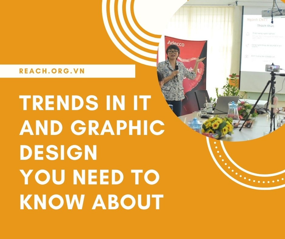 Trends in IT and graphic design you need to know about