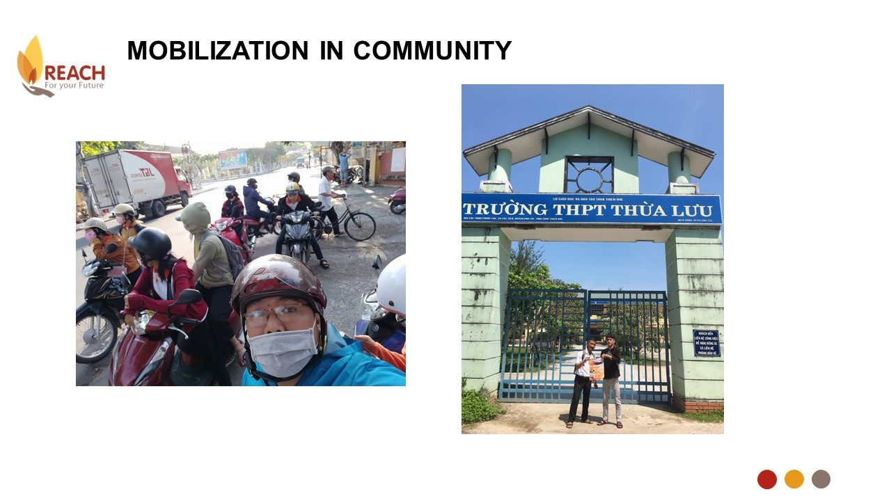 mobilization in community