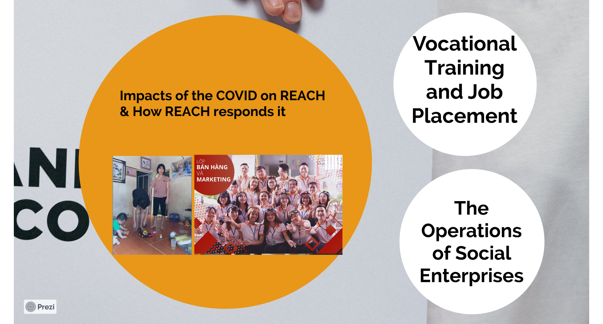 Impact of COVID-19 on REACH