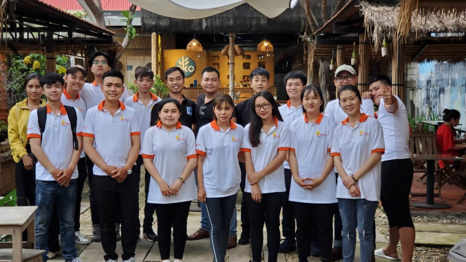 Opening of a new training program combining REACH and enterprises in Ho Chi Minh city